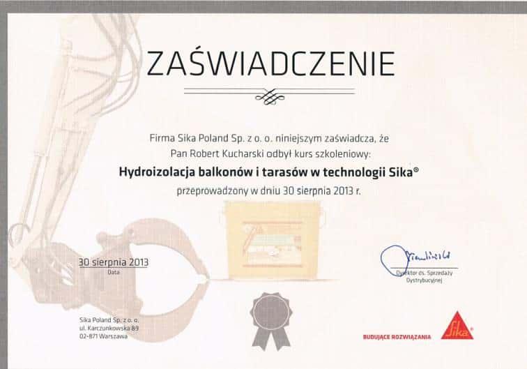 certyfikat-sika NK
