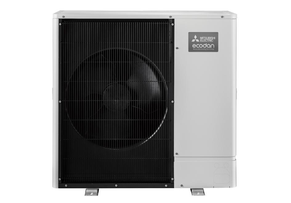 mitsubishi electric ecodan - pompa ciepła