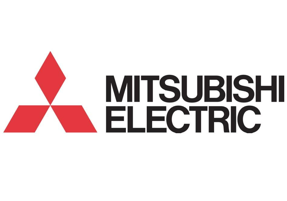 mitsubishi electric logo kwadrat