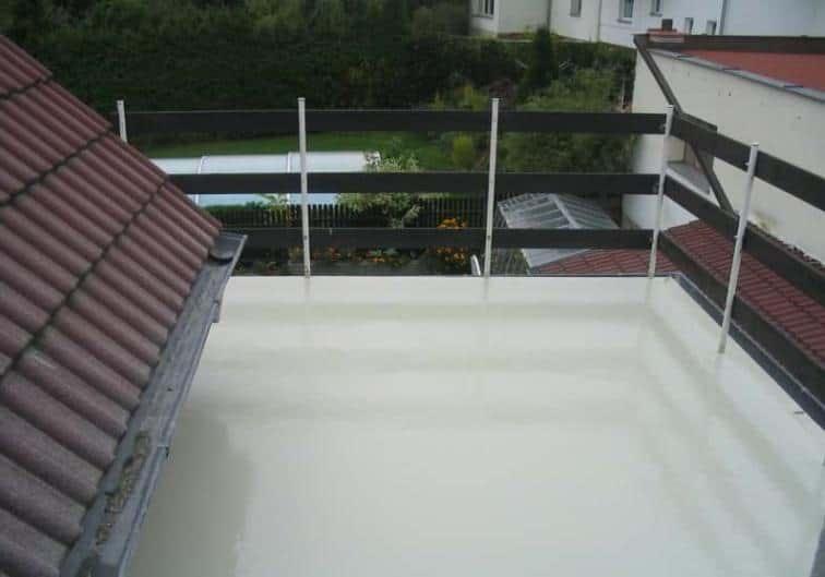zywica na balkon