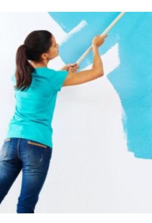 Jaką wybrać farbę do ścian