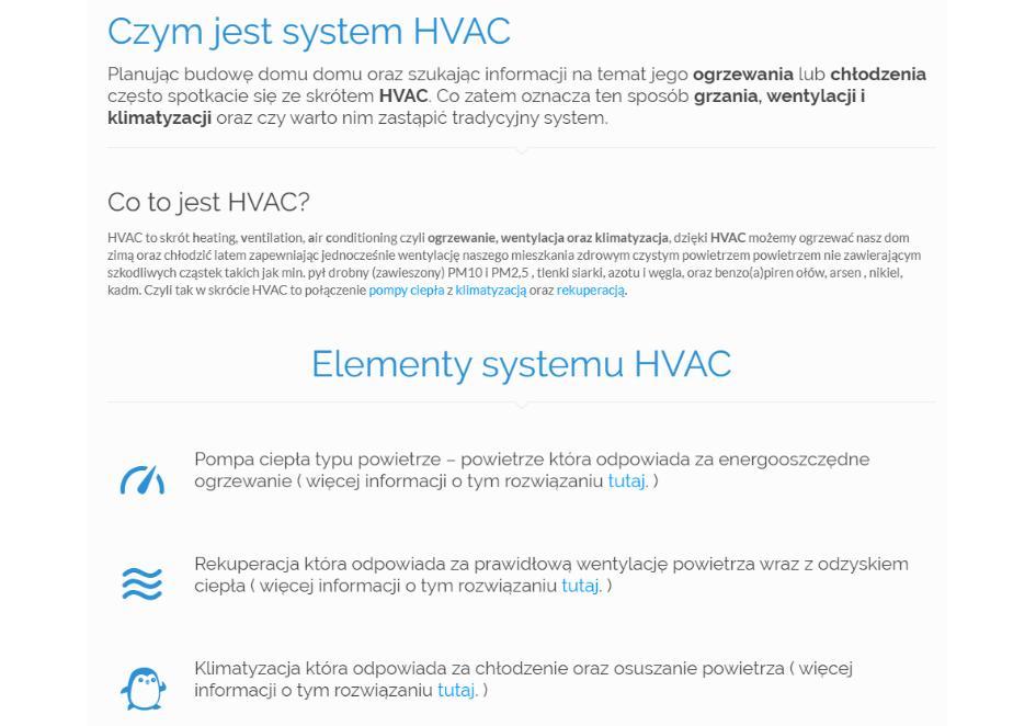 Czym jest system HVAC