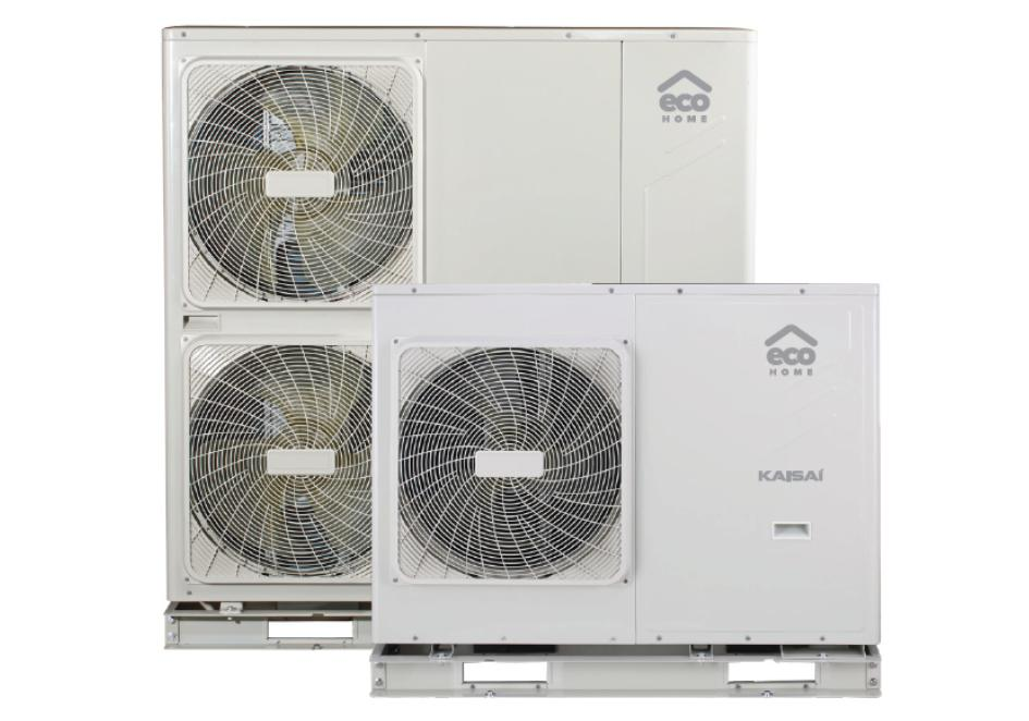 Kaisai Eco Home - pompa ciepła typu monoblock