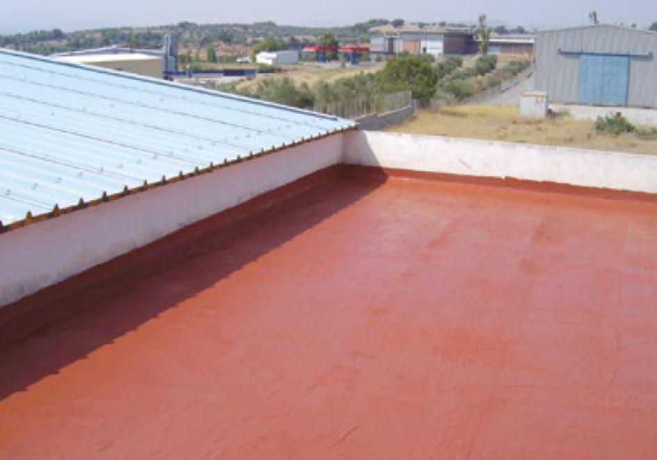 Płynna membrana dachowa - system płynnych hydroizolacji weber.dry PUR System - K2