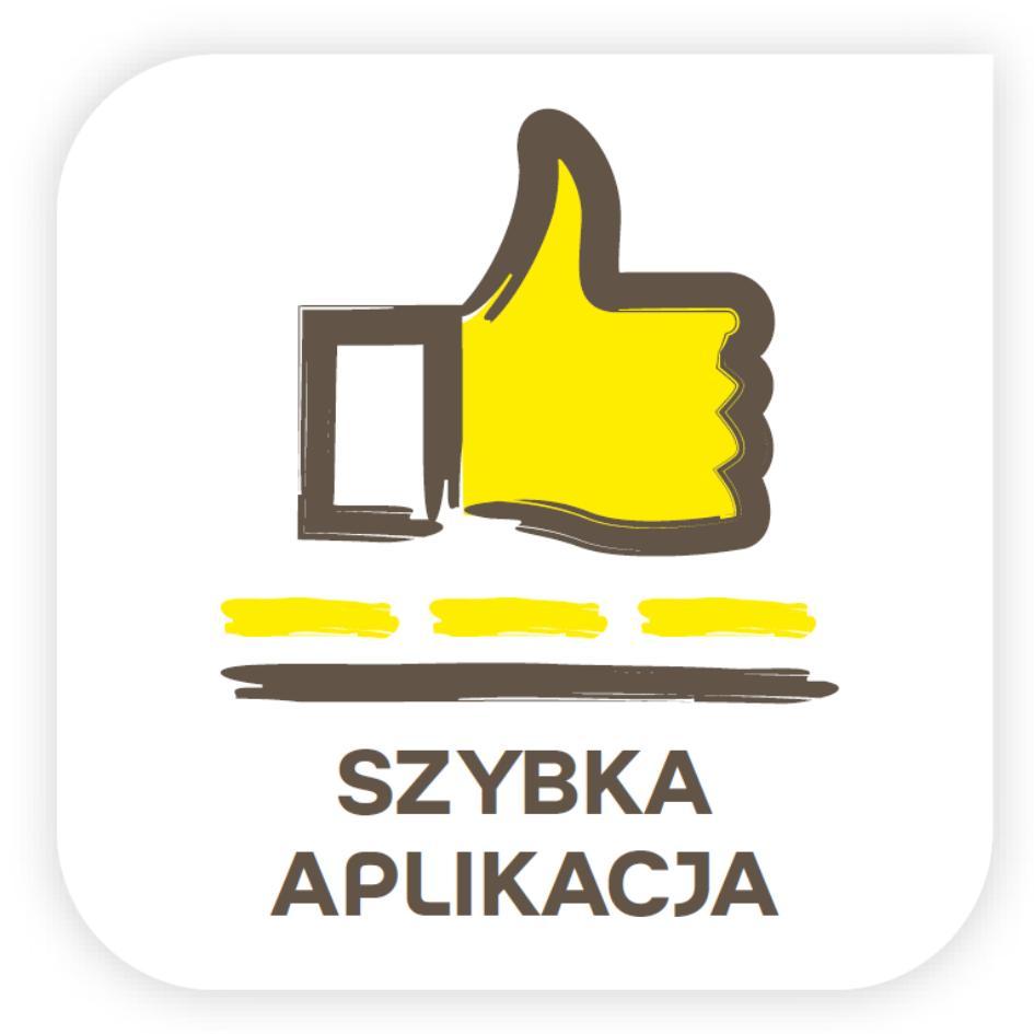 Szybka aplikacja - K 1