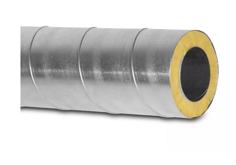 Kanały sztywne typu spiro - K2