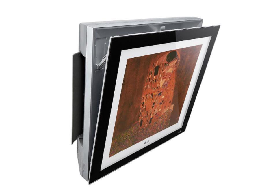 LG Artcool Gallery - klimatyzator jak dzieło sztuki