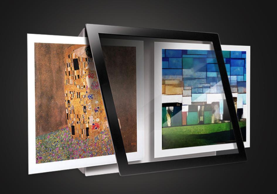 LG Artcool Gallery - klimatyzator jak dzieło sztuki - K3