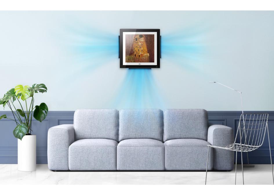 LG Artcool Gallery - klimatyzator jak dzieło sztuki - K5