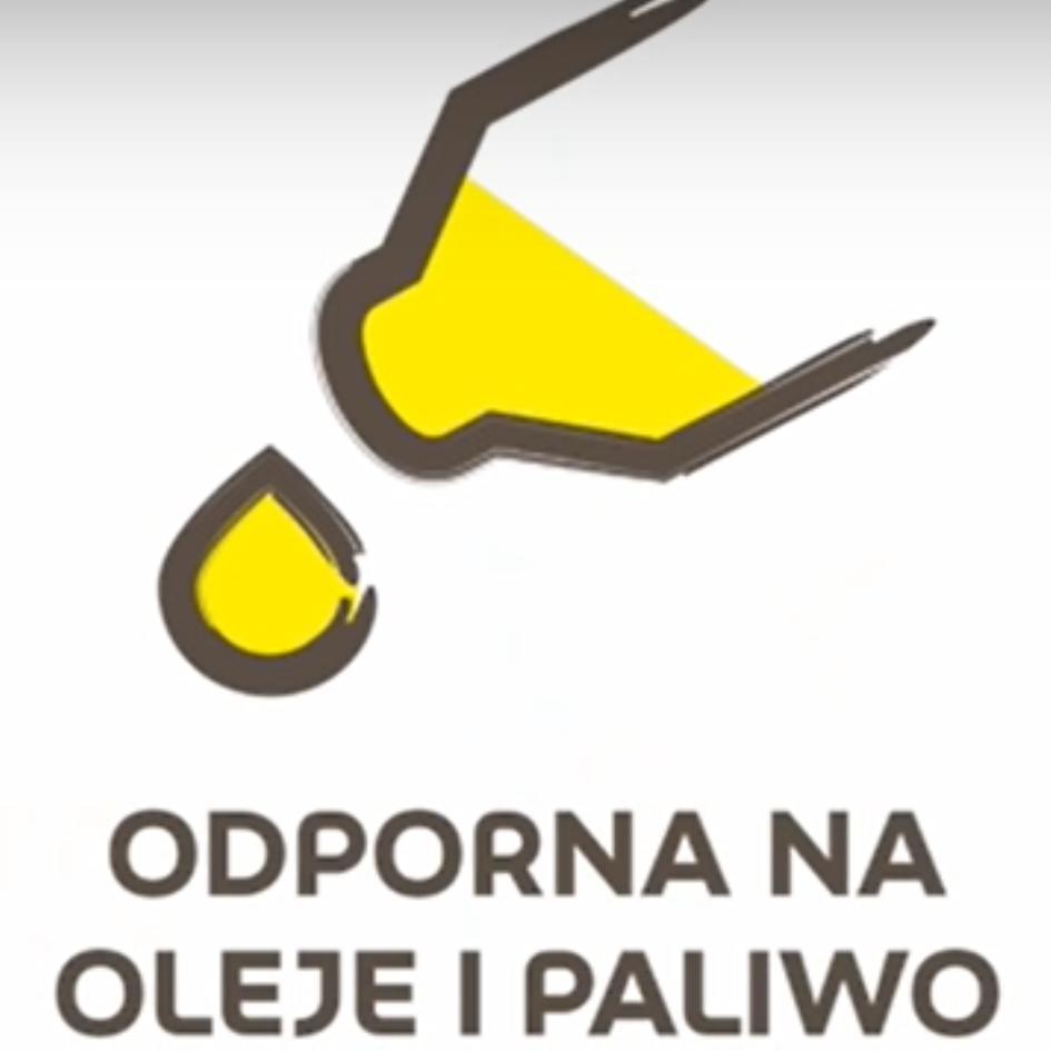 odporna na oleje i paliwo - KK1