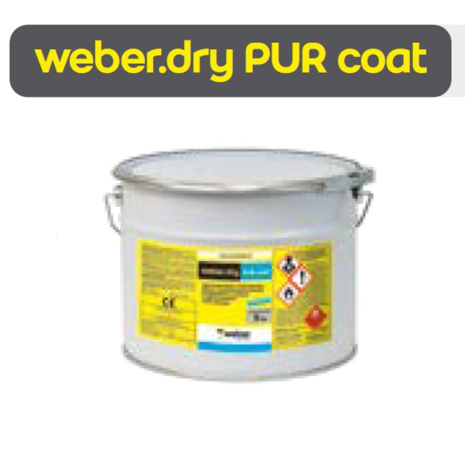 weber.dry PUR coat - KK2