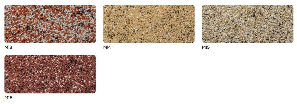 weber.dry balkon mosaic - system balkonowy z barwionym piaskiem kwarcowym tzw. kamienny dywan -K3
