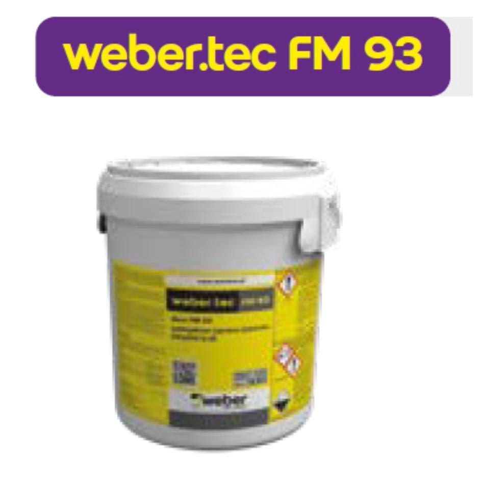 weber.tec FM93 - KK1