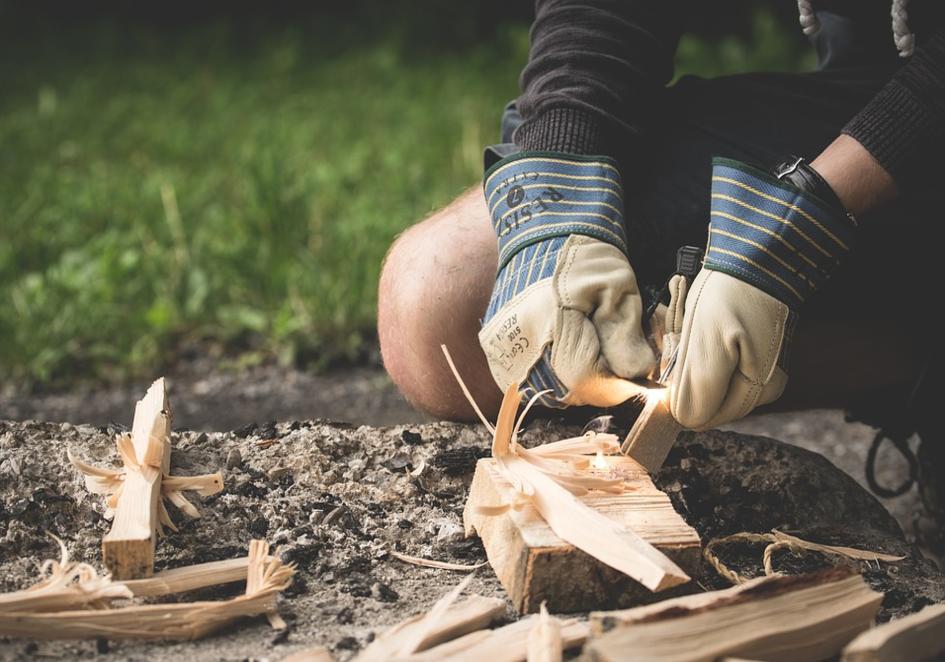 Co mówią przepisy na temat palenia ogniska w ogrodzie