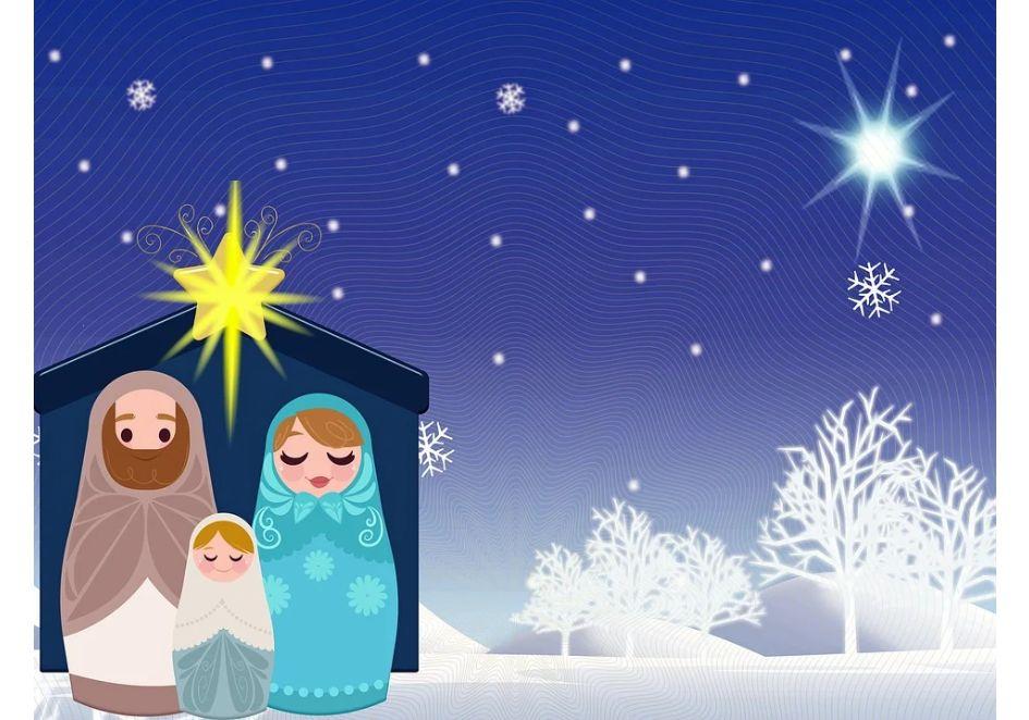 Wesołych oraz przede wszystkim zdrowych świąt Bożego Narodzenia 2020 - K1