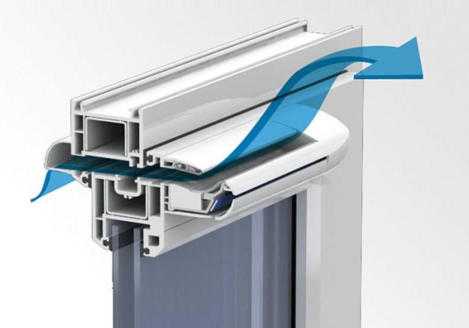 Nawiewniki okienne ( wywietrzniki do okien ) czyli tani sposób na prawidłową wentylację w domu lub mieszkaniu