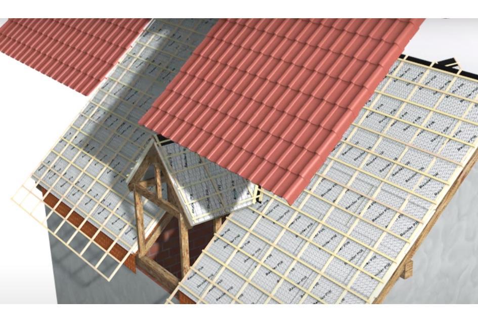 Płyty poliuretanowe jako nakrokwiowe ocieplenie dachu