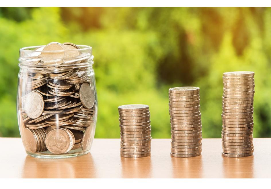 pieniądze - bank - budowa