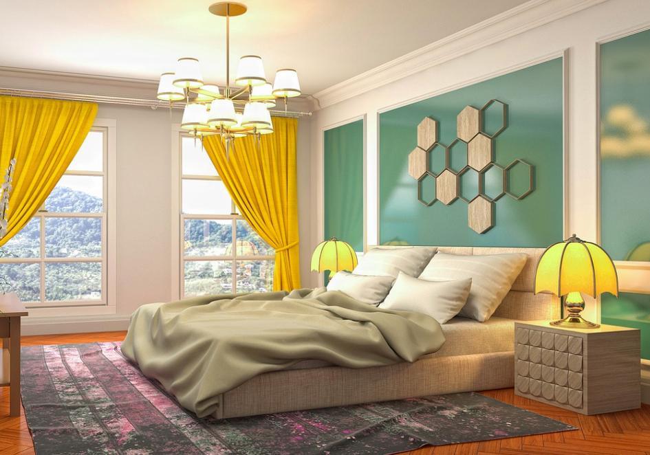 Meble i materace do sypialni - wyjątkowe oferty zakupowe - sypialnia, materac, łóżko