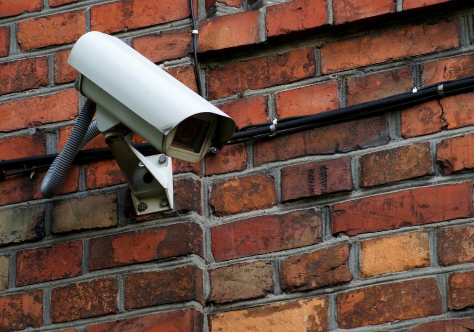 monitoring, kamera, ochrona
